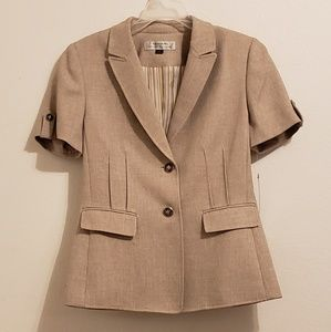 NWT! Tahari Arthur S. Levine Womens Blazer Jacket